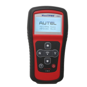 Autel MaxiTPMS TS401 V5.22 TPMS Diagnostic and Service Tool Lifetime Free Update Online - Autel Authorized Dealer-Auto intelligence Tools