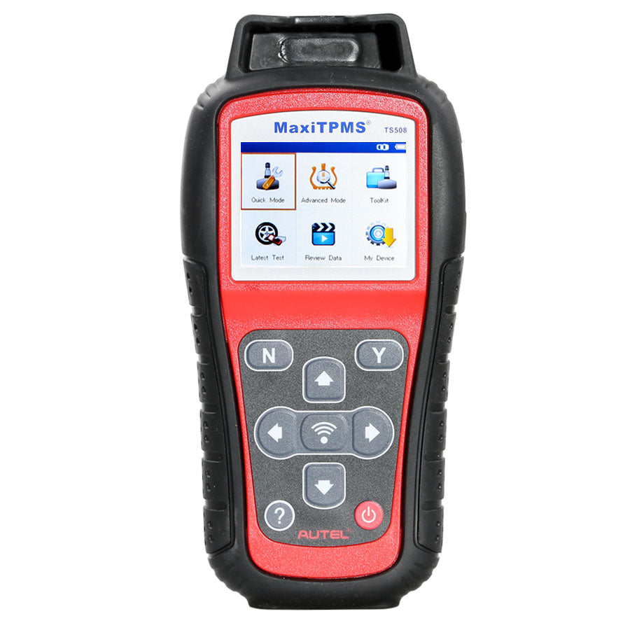 Autel MaxiTPMS TS508 TPMS Diagnostic and Service Tool Support Lifetime Free Update Online Ship from UK no Tax - Autel Authorized Dealer-Auto intelligence Tools