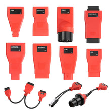 Load image into Gallery viewer, Autel MaxiDas DS808 OBDII Cables and Connectors Full Set (Only Cables and Connectors) - Autel Authorized Dealer-Auto intelligence Tools