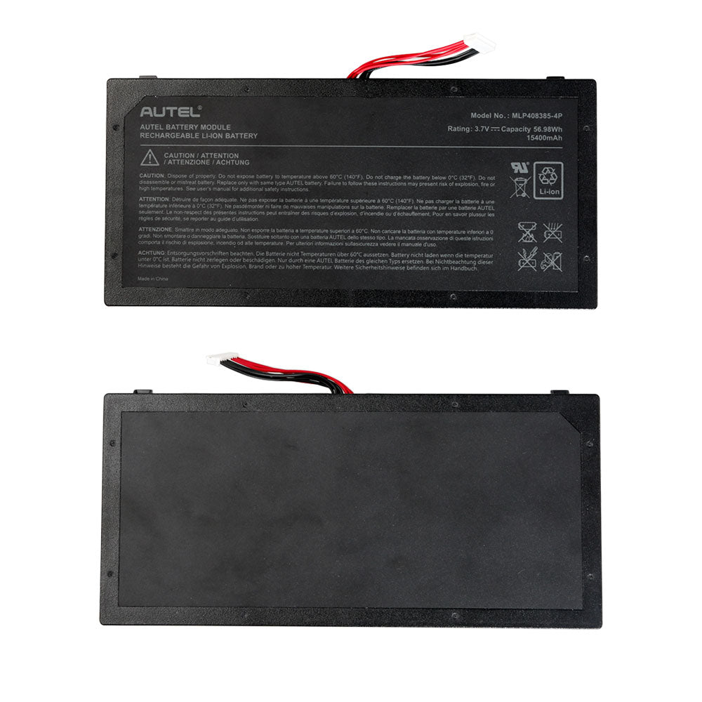 Autel MaxiSys Elite Battery - Autel Authorized Dealer