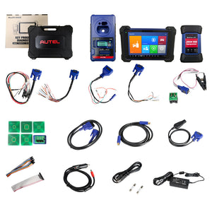 Autel MaxiIM IM608 Key Programmer Car Immobilizer & Diagnostic Scanner comes with AUTEL APB112 Smart Key Simulator, Ship from UK - Autel Authorized Dealer-Auto intelligence Tools