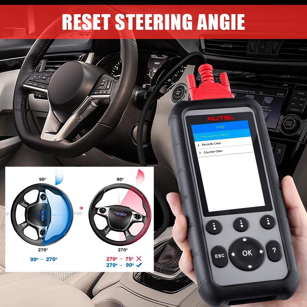 Autel MaxiDiag MD806 Pro Diagnostic Tool Full System Lifetime Free Update Online - Autel Authorized Dealer-Auto intelligence Tools