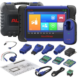 Autel MaxiIM IM508 Advanced IMMO & Key Programming Tool comes with XP400 Adapter and G-BOX2 Accessory Tool for Benz - Autel Authorized Dealer-Auto intelligence Tools