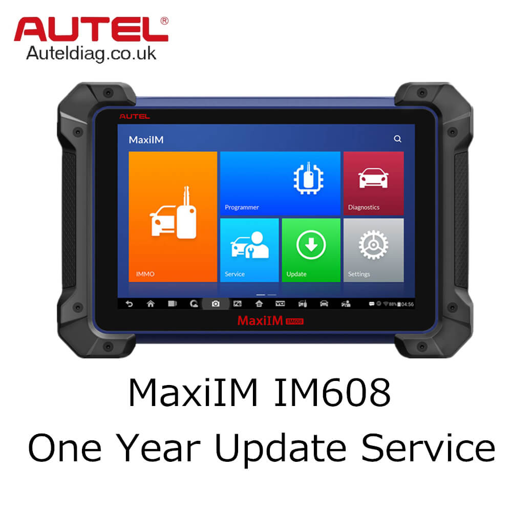 Autel MaxiIM IM608 One Year Update Service - Autel Authorized Dealer-Auto intelligence Tools