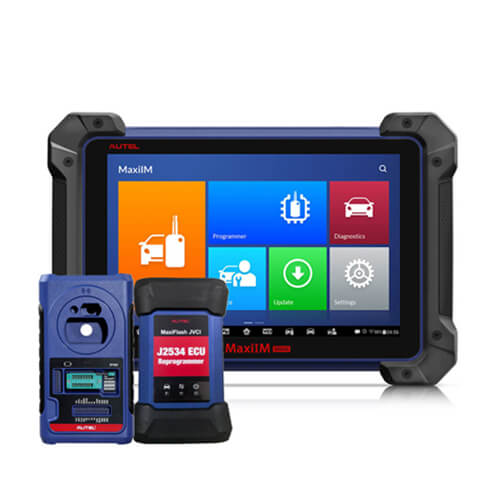 Autel MaxiIM IM608 Key Programming Diagnostic Tool with XP400 Key Programmer Ship from UK/EU/Czech No Tax (NO IP Limited Problem) - Autel Authorized Dealer