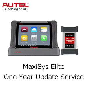 Autel Maxisys Elite One Year Update Service - Autel Authorized Dealer-Auto intelligence Tools