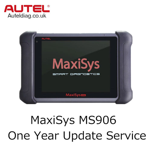 Autel MaxiSys MS906 One Year Update Service - Autel Authorized Dealer-Auto intelligence Tools