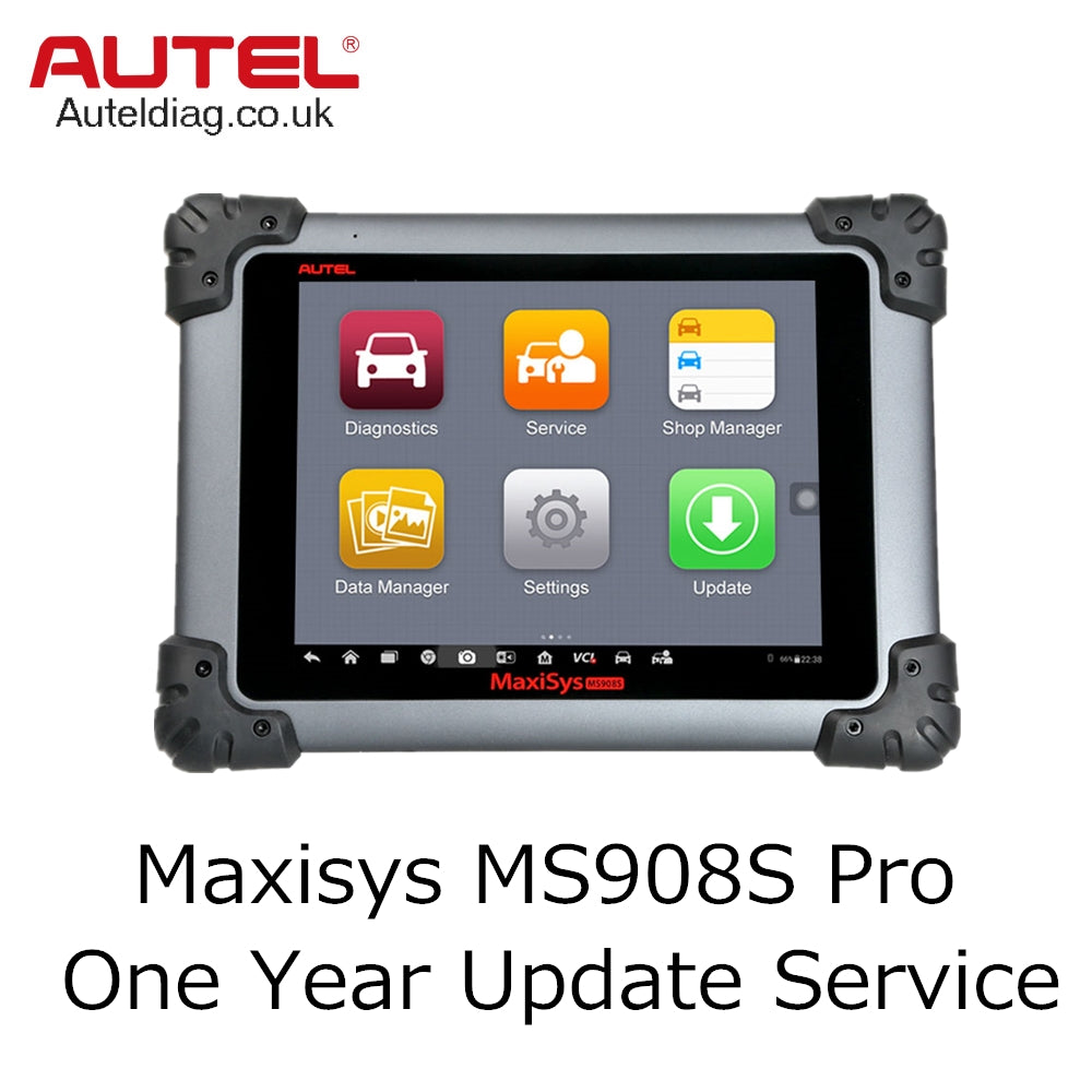 Autel Maxisys MS908S Pro One Year Update Service - Autel Authorized Dealer-Auto intelligence Tools
