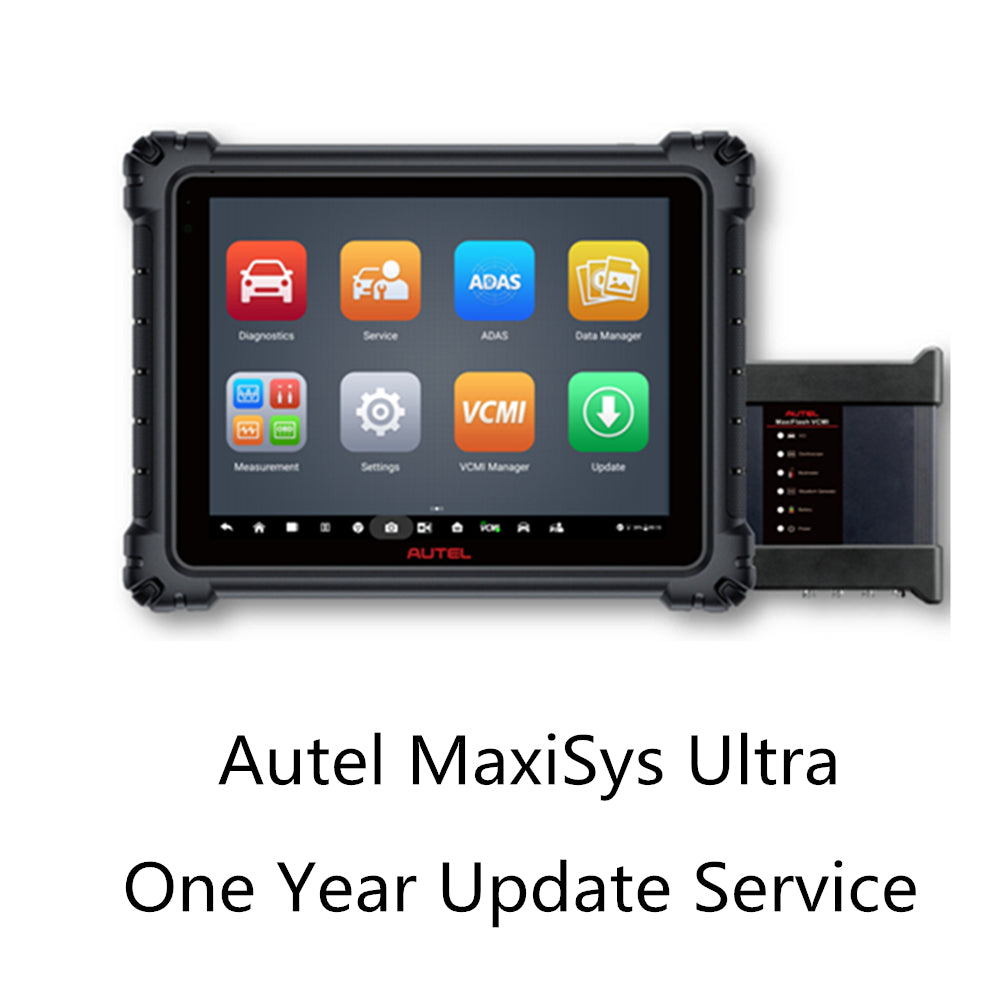 Autel MaxiSys Ultra One Year Update Service - Autel Authorized Dealer