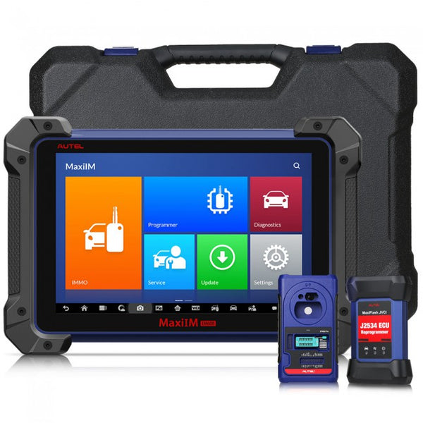 Autel MaxiIM IM608 plus XP400 Pro Key/ Chip Programmer, Totally Same as Autel IM608 Pro, Ship from UK/ EU/ Czech no Tax - Autel Authorized Dealer
