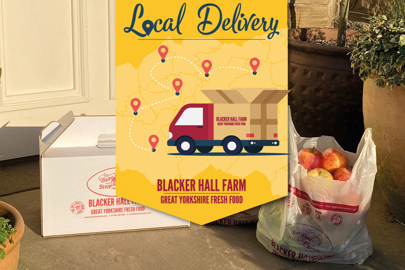 Home Delivery Evening Slots