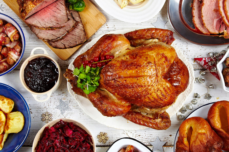A GUIDE TO ROASTING YOUR TURKEY