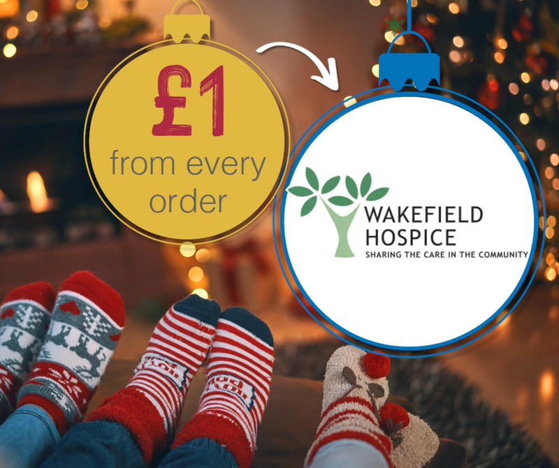 Supporting Wakefield Hospice this Christmas