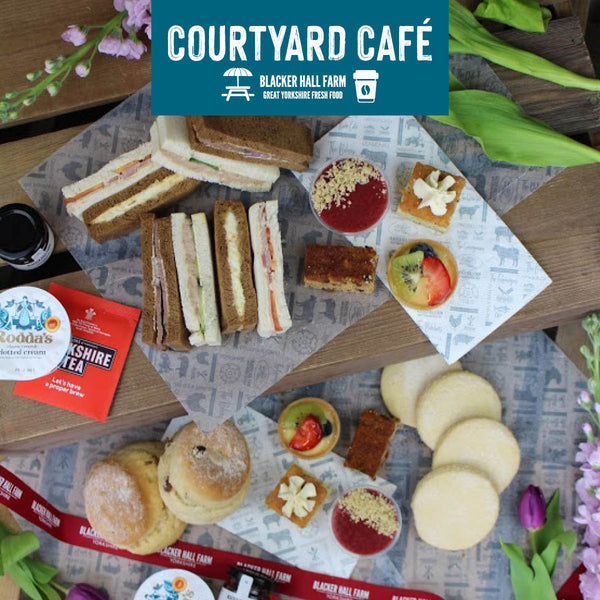 Courtyard Afternoon Tea Box for Two