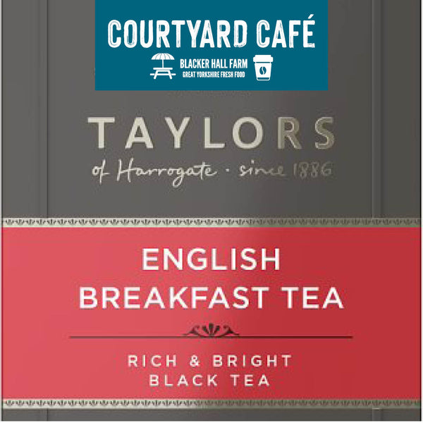 Taylors English Tea - black