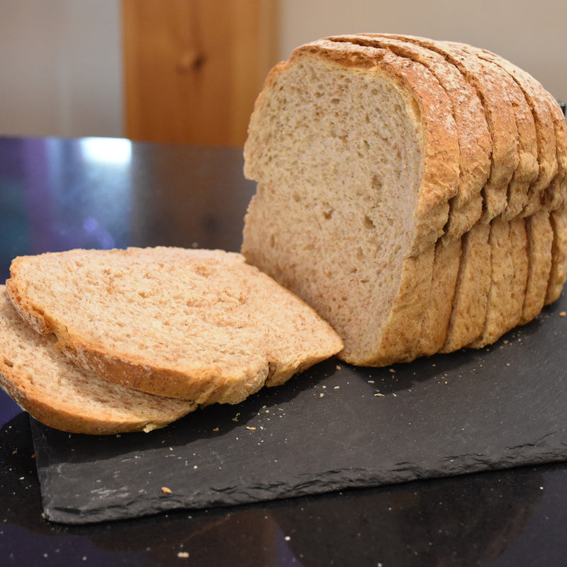 Large Sliced Malted Loaf - Cottage Bakery