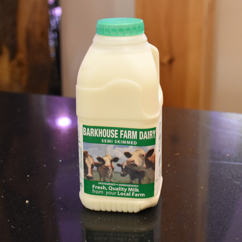 Semi Skimmed Milk One Litre