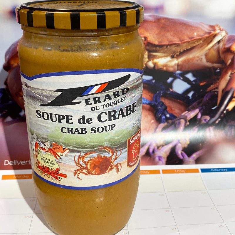 Perard Crab Soup
