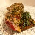 Supreme Minted Boneless Leg of Lamb
