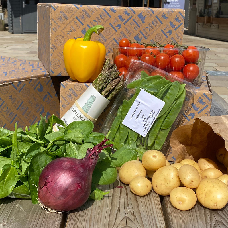 Summer Vegetable Box