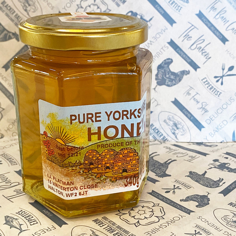 Clear Pure Honey
