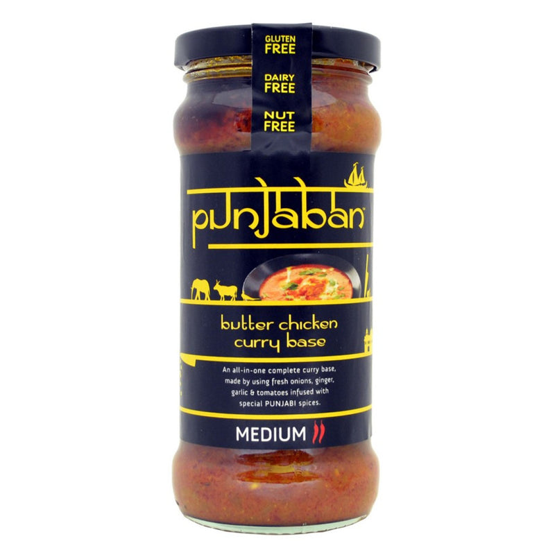 Punjaban Butter Chicken Curry Sauce