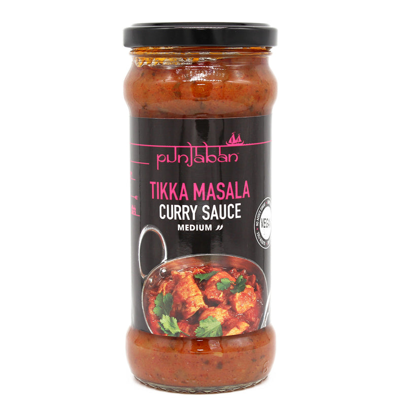 Punjaban Tikka Masala Curry Sauce