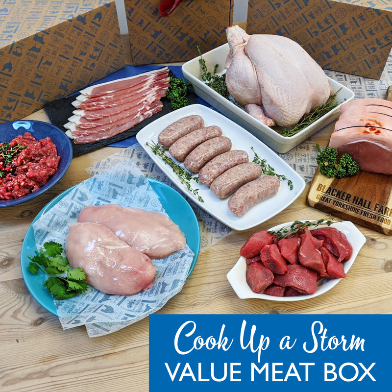 'Cook up a Storm' - Value Meat Box