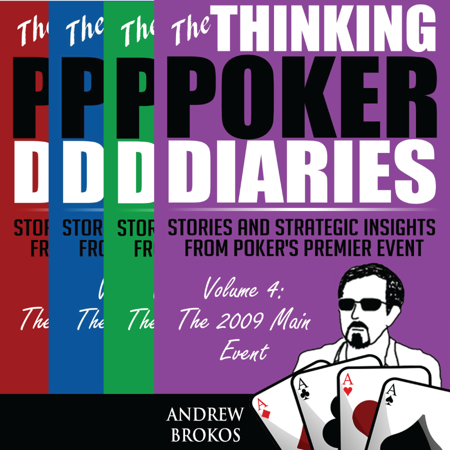 The Thinking Poker Diaries - Volume 1-4 Bundle