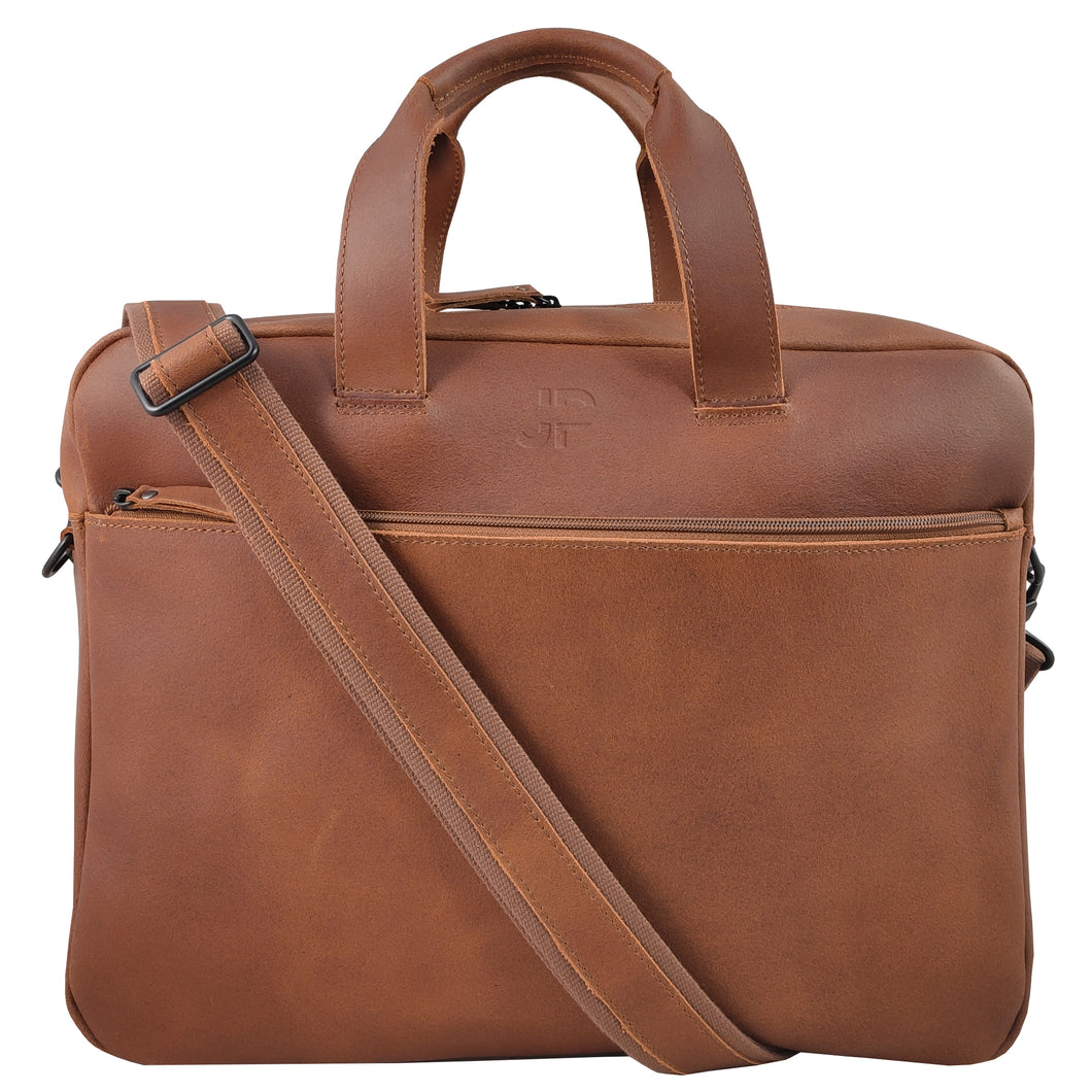 Laptoptasche Leder, Laptop bis 15