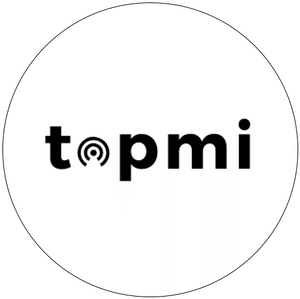 tapmi NFC Day 3D Sticker, Black or White
