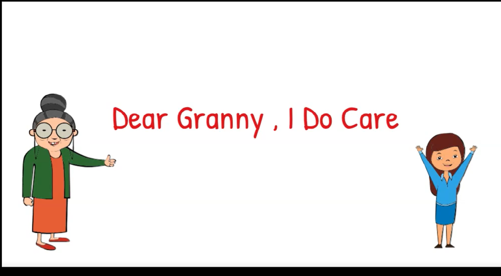 Dear Granny, I Do Care!