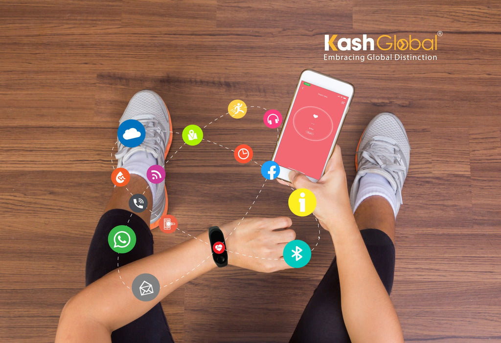 Kash Smart Watch