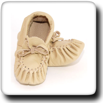 Deer Tan Slipper 120B
