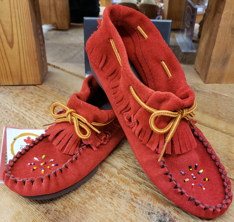 Ladies Moccassin           566XX SPECIAL