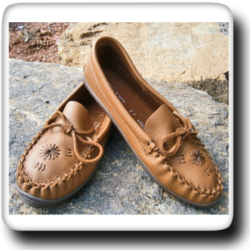 Women's Moccasin - 2672007L