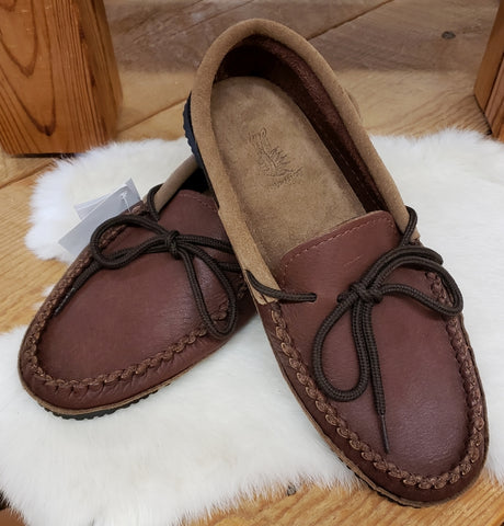 #501816 Men's Moccasin Tobacco
