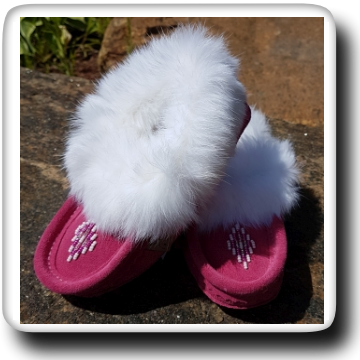 #698 Junior slipper  (sizes 11-3)