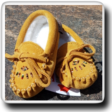 #7485 CHILD'S slipper  (size 4-10)