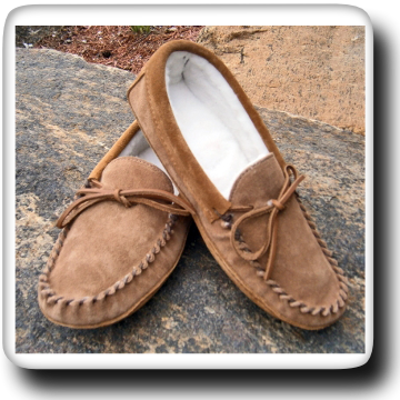 Men's Moccasin - 7709M