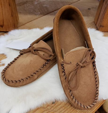 #77 Men's Slipper Moka