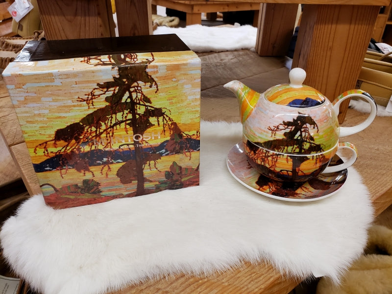 Jack Pine Tea Set for 1 MCTJT41