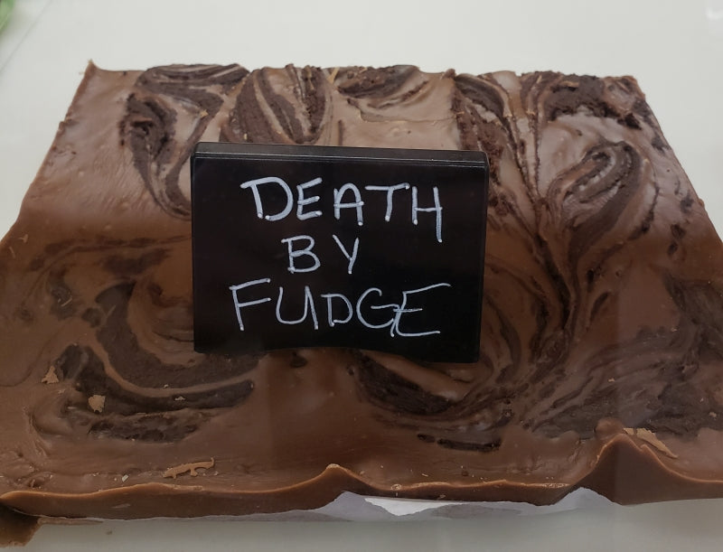 Death by Fudge