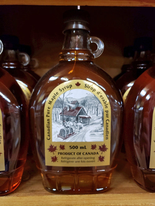 Local Maple Syrup - 500ml