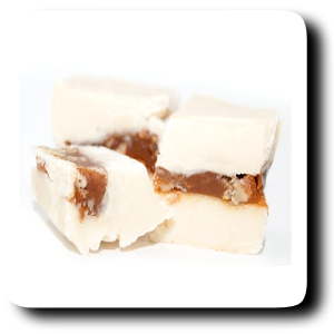 Pralines and Cream Fudge