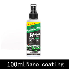 300/120/100ml Car Repellent Ceramic Coating Nano Glass Plated Crystal Liquid Hydrophobic Coating Waterproof Agent
