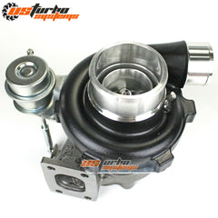 GEN II GT28 GTX2860R Dual Ceramic Ball Bearing Turbo 0.64A/R Turbine Black Cover