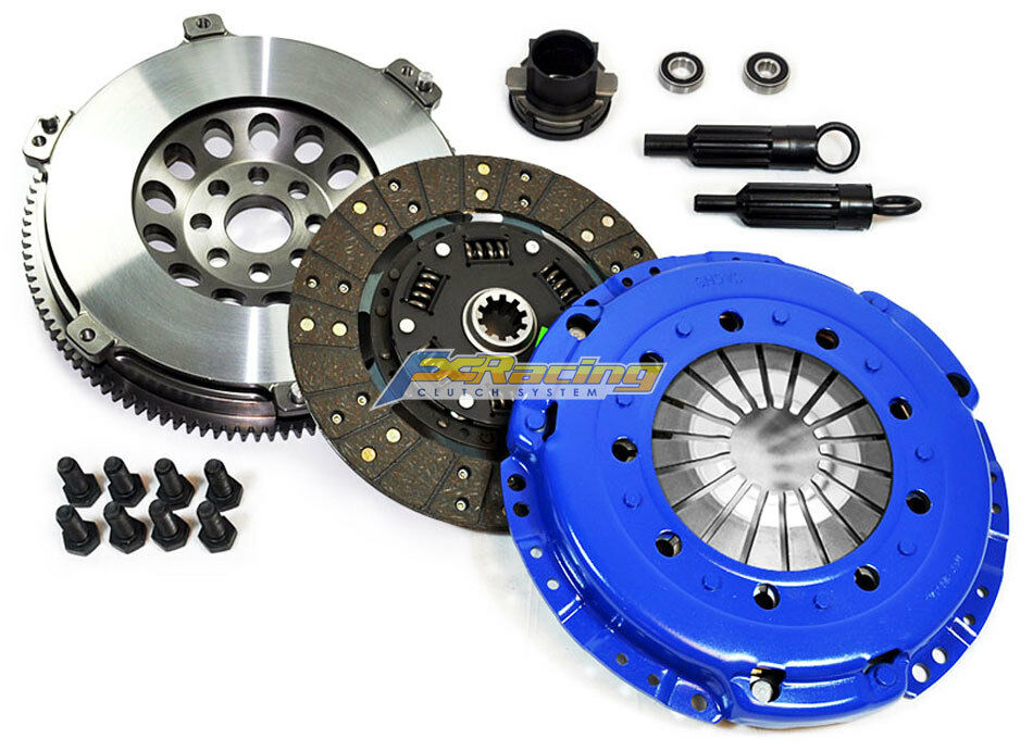FX STAGE 2 CLUTCH KIT + FLYWHEEL FOR BMW 323 325 328 525 528 i is Z3 M3 E36