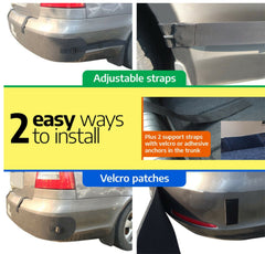 Universal Car Rear Bumper Guard 4