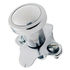 *Steering Wheel Spinner-Heavy Duty Polished Aluminum